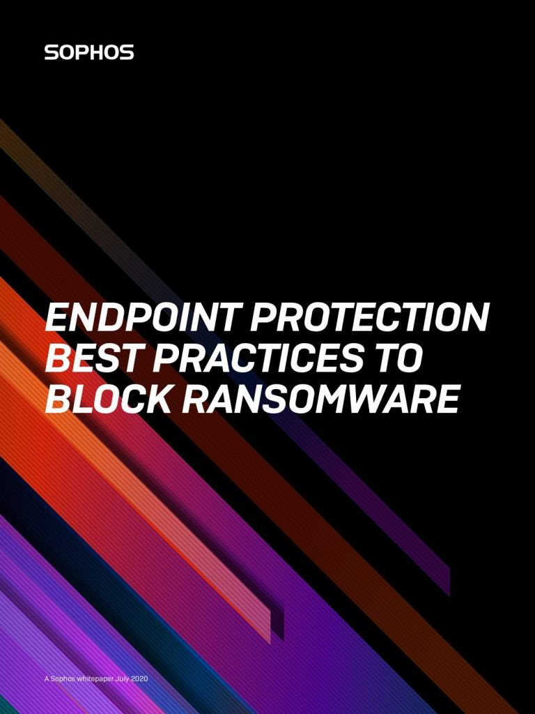 Endpoint Protection Best Practices to Block Ransomware