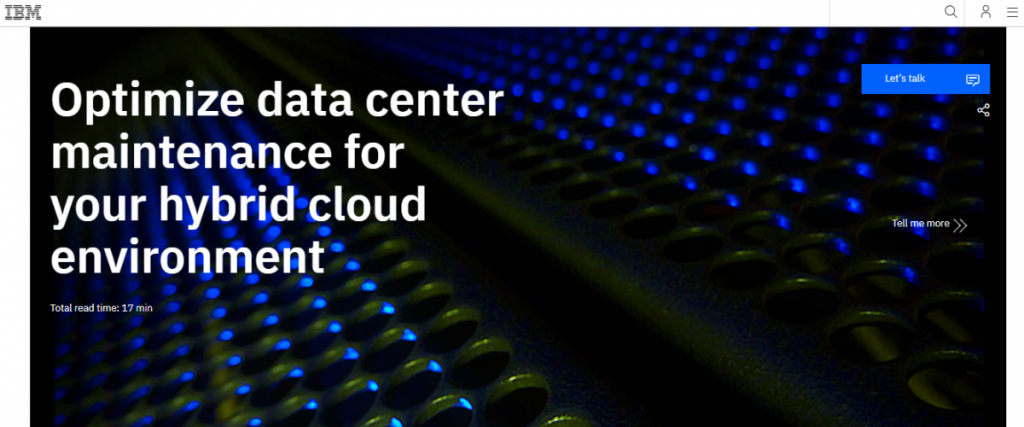 Optimize data center maintenance for your hybrid cloud environment
