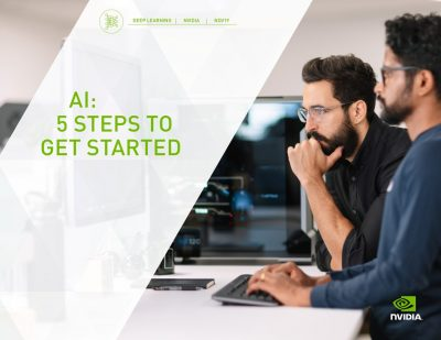 AI: 5 STEPS TO GET STARTED