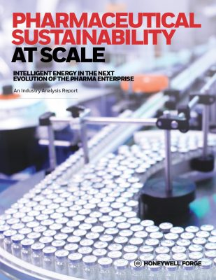 Pharmaceutical Sustainability at Scale