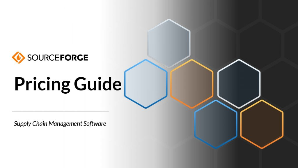 Source Force Pricing Guide – Supply Chain Management Software