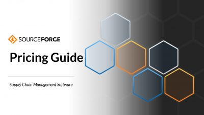 Source Force Pricing Guide - Supply Chain Management Software