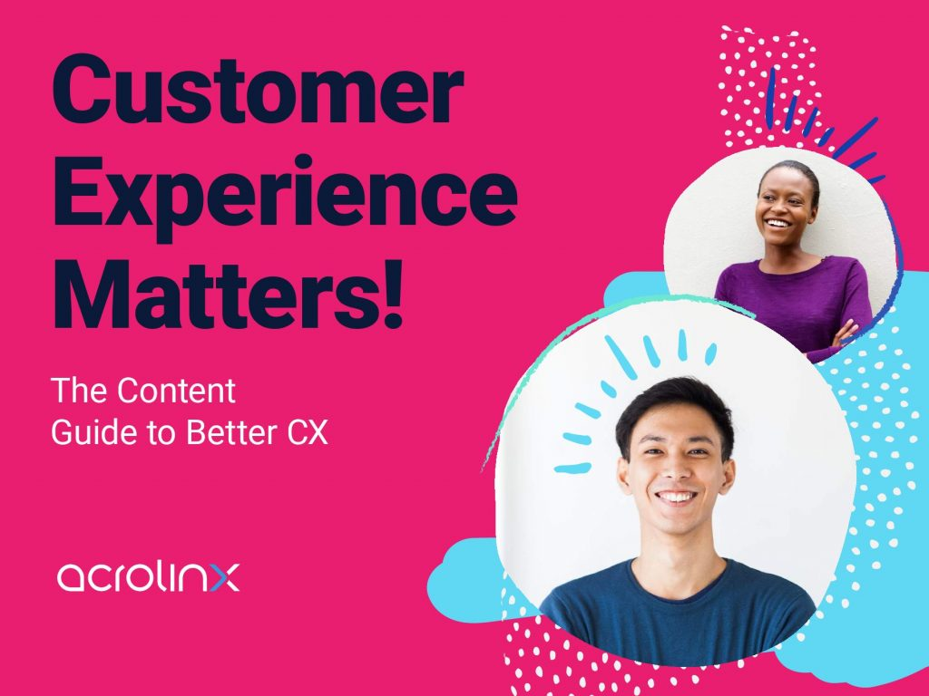 The Content Guide to Better Customer Experience