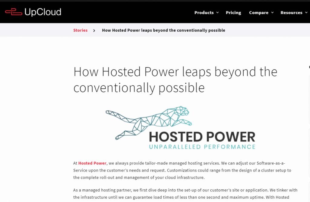 How Hosted Power leaps beyond the conventionally possible