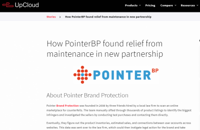 How PointerBP found relief from maintenance in new partnership