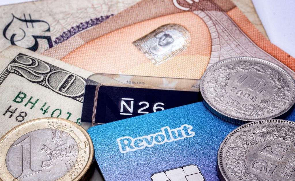 Unicorn Status Digital Banking Firm Revolut Plans a New Round of Funding