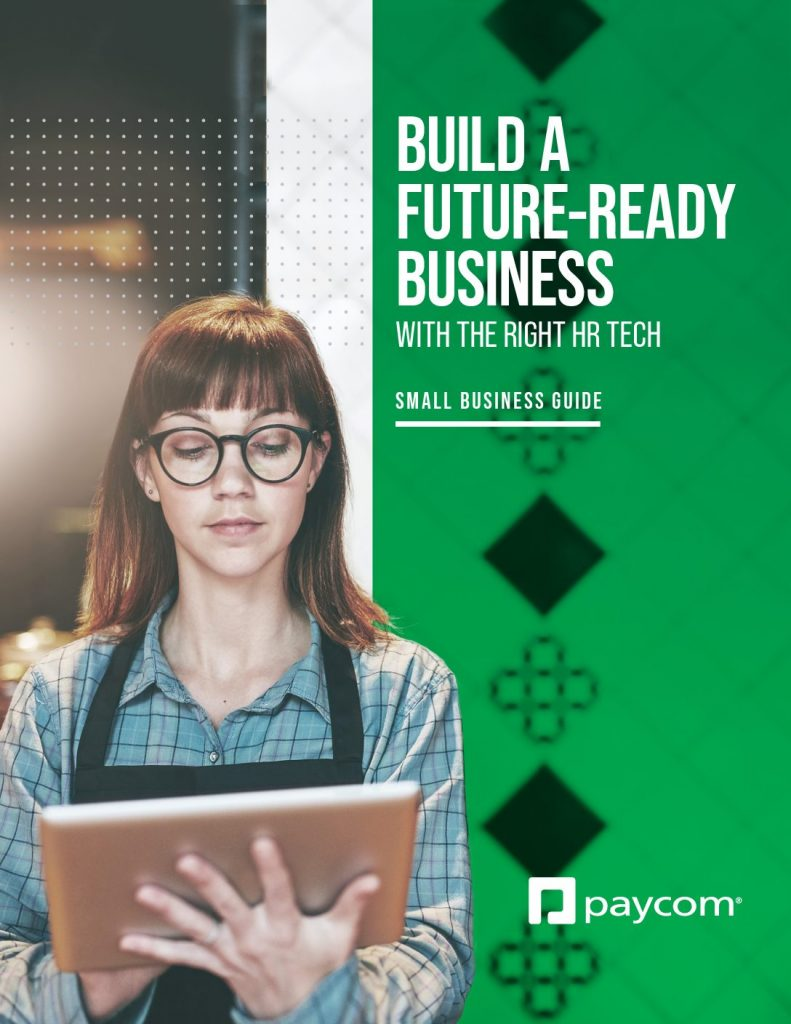 BUILD A FUTURE-READY BUSINESS