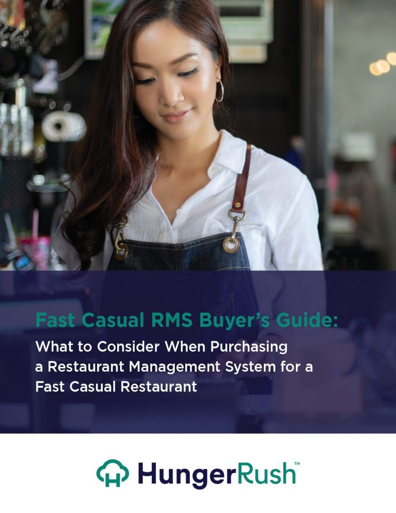 RMS Buyer's Guide for Fast Casual Restaurants