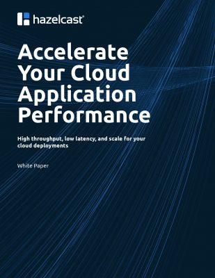 Accelerate Your Cloud Application Performance