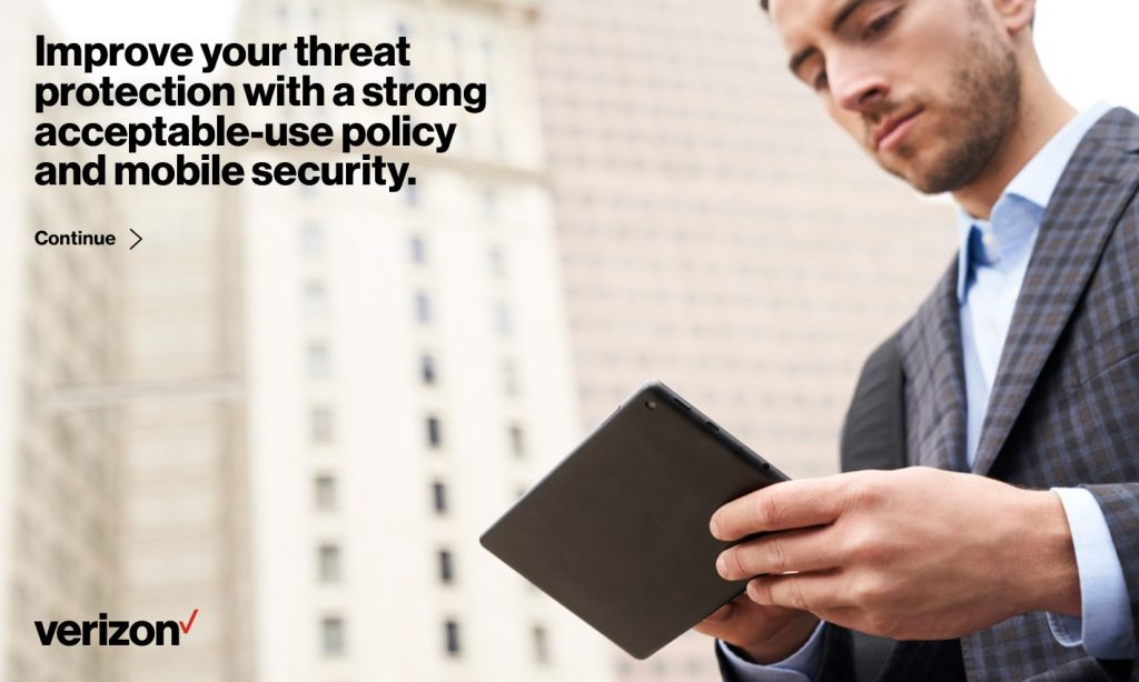 Improvie your Threat Protection with a Strong Acceptable use policy and mobile security