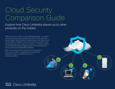 Cloud Security Comparison Guide
