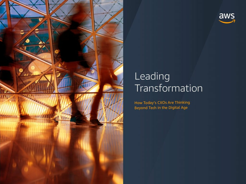 How CXOs are Thinking Beyond Tech in the Digital Age