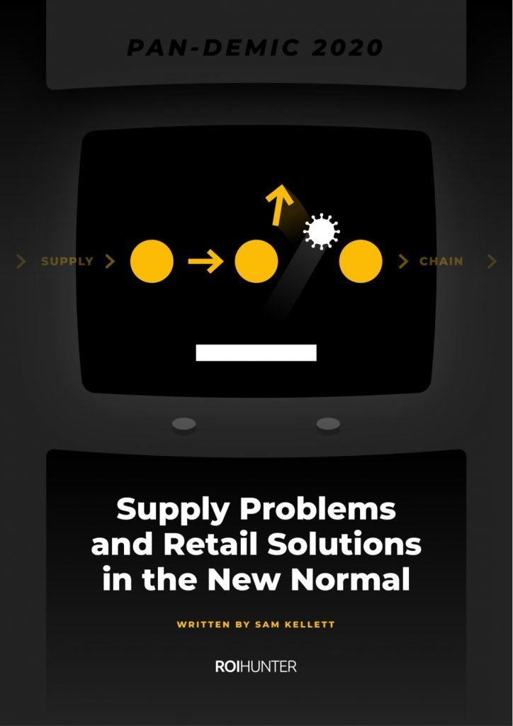 Supply Problems and Retail Solutions in the New Normal