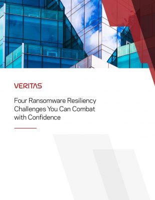 Four Ransomware Resiliency Challenges You Can Combat with Confidence
