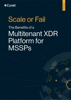 Scale or Fail: the Benefits of Multitenant XDR Platform for MSSPs