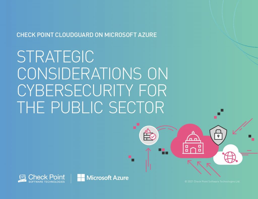 Strategic Considerations on Cybersecurity for the Public Sector