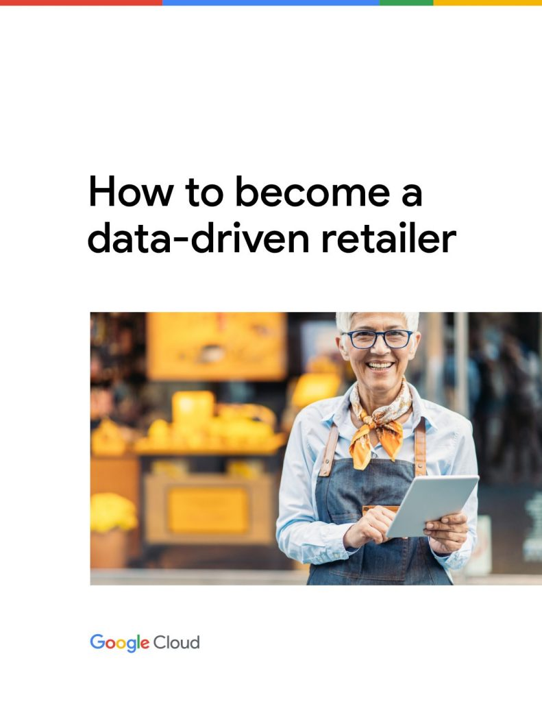 How to be a Data-Driven Retailer