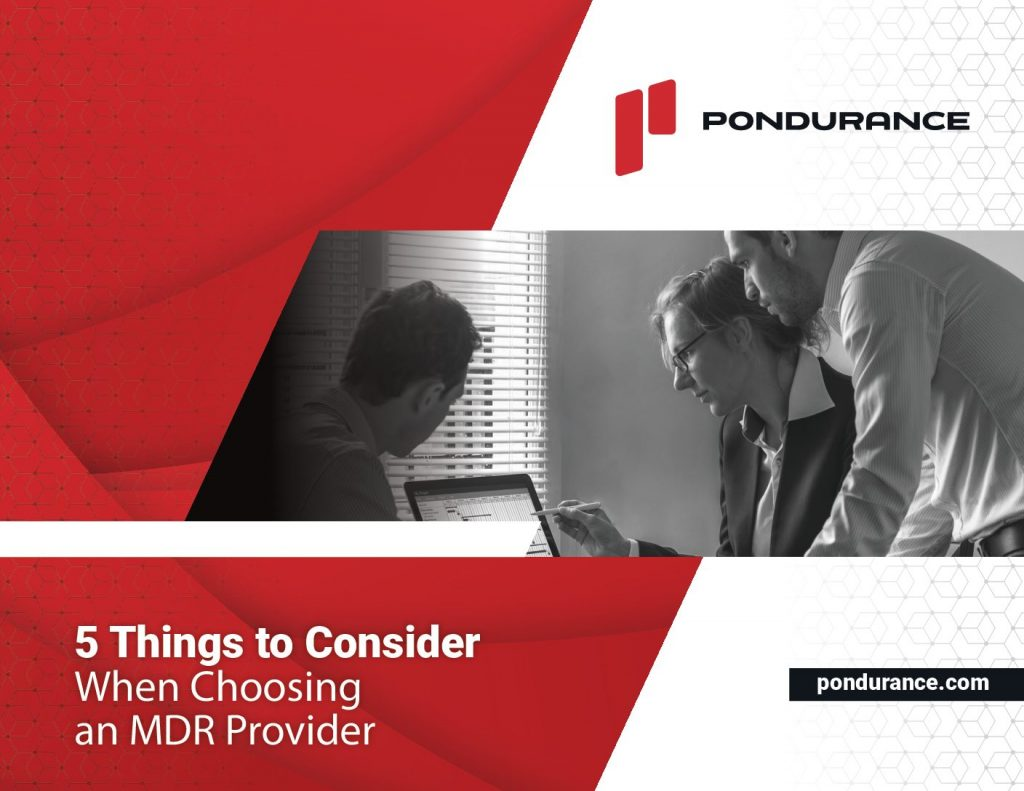 Demystifying MDR for Security Conscious Buyers