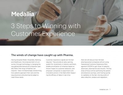 3 Steps to Winning with Customer Experience
