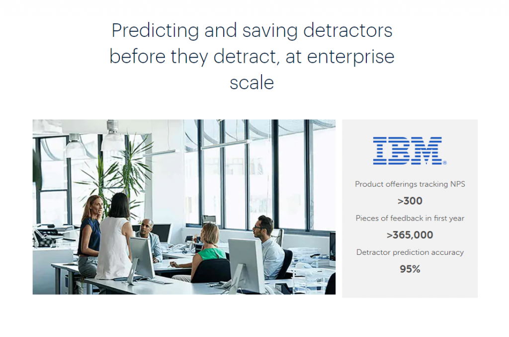 IBM – How a Global Technology Company Delivers Exceptional Experiences with Medallia