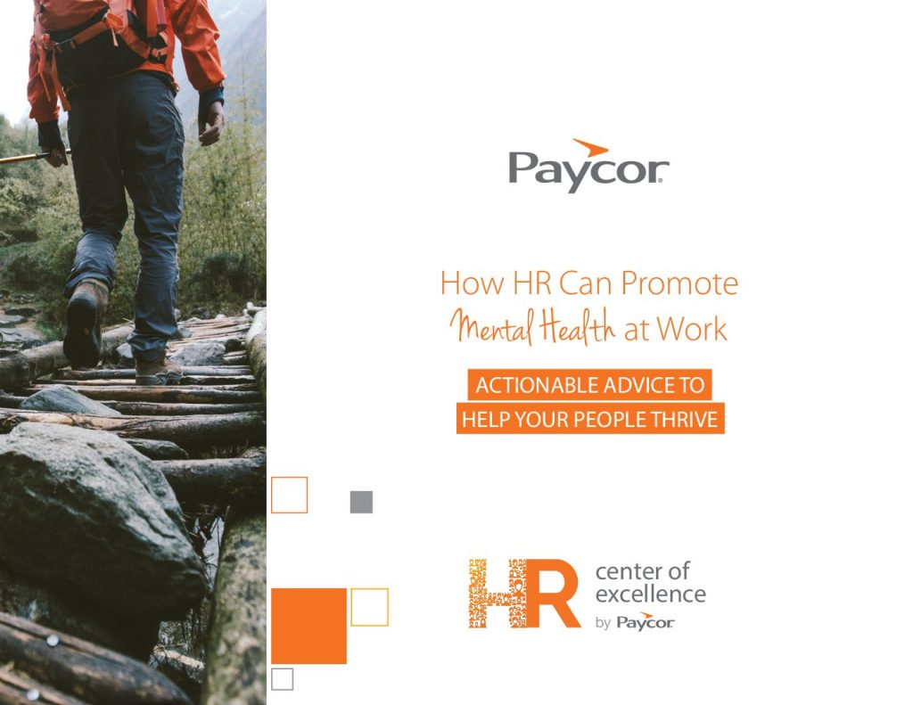 How HR Can Promote Mental Health at Work (Actionable Advice to Help Your People Thrive)