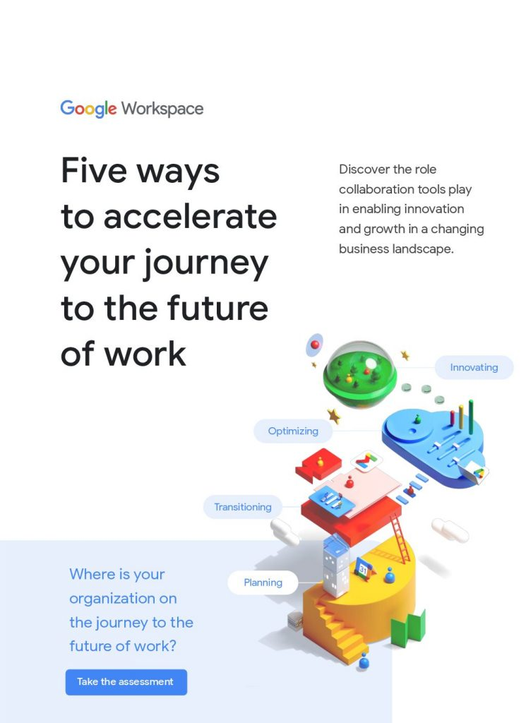 How the future of work is built