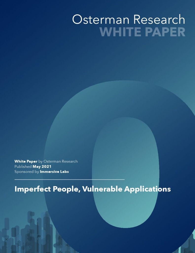 Osterman Research: Imperfect People, Vulnerable Applications