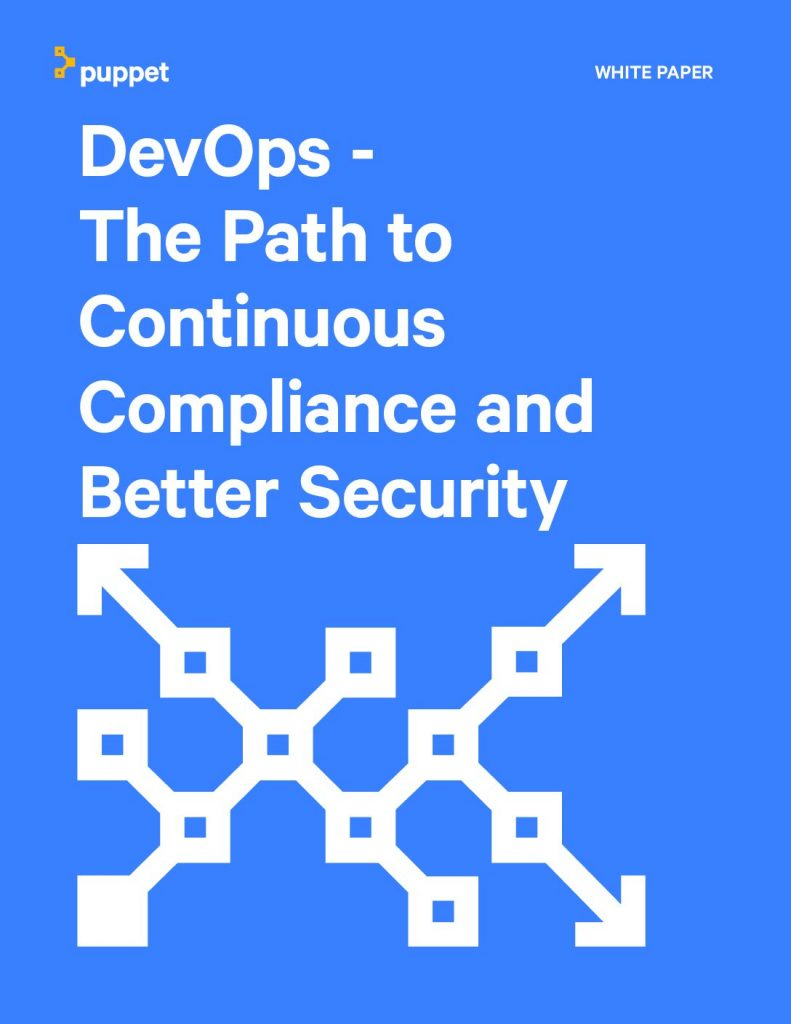 DevOps – The Path to Continuous Compliance and Better Security