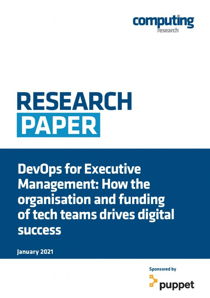 DevOps for Executive Management: How the Organization and Funding of Tech Teams Drive Digital Success
