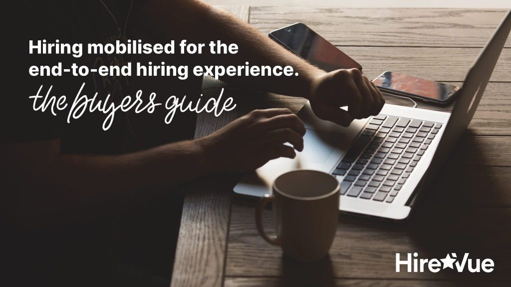 The Hiring Experience Platform Buyer's Guide