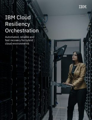Technical brief: IBM Cloud Resiliency Orchestration