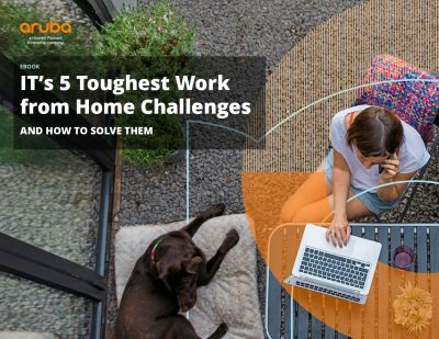 IT's 5 Toughest Work from Home Challenges