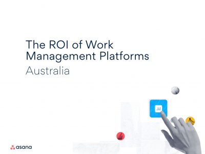The ROI of Work Management Platforms