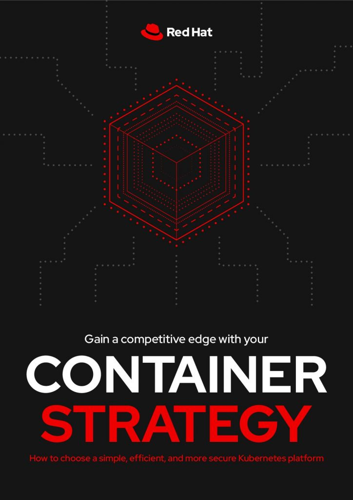 Gain a competitive edge  with your container strategy