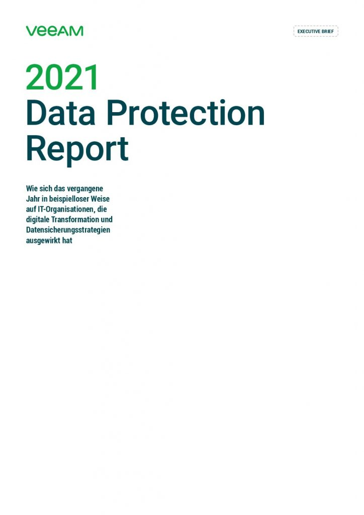 2021 Data Protection Trends