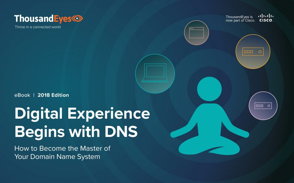 Digital Experience Begins with DNS