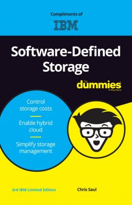 Software- Defined Storage for Dummies