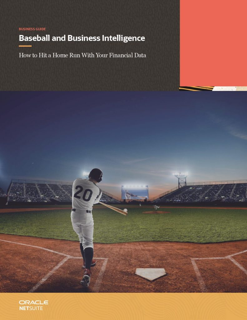 Baseball  and  Business Insights: How to Hit a Home Run With Your Financial Data