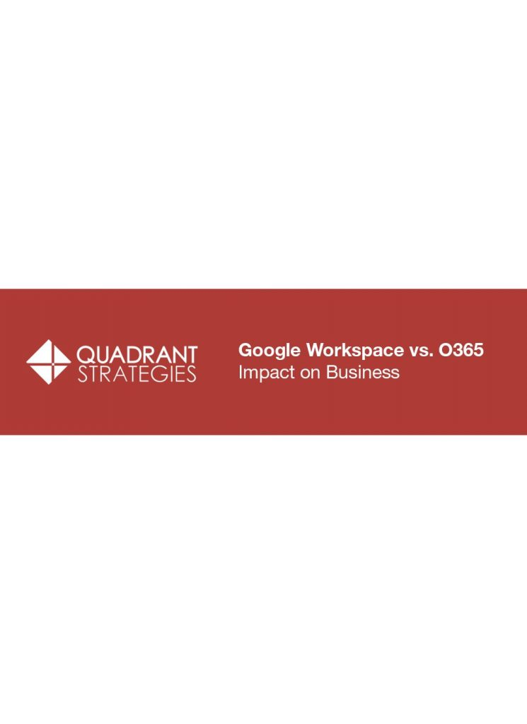 See how Google Workspace stacks up against your current solution.