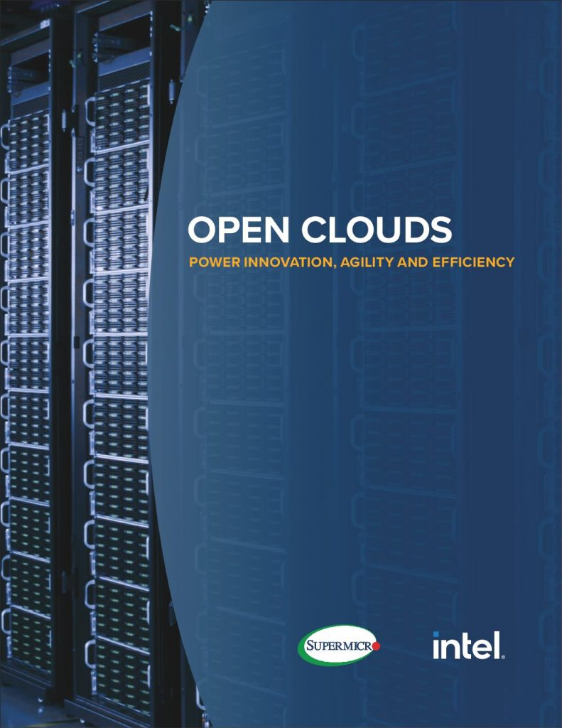 Open Clouds Power Innovation, Agility and Efficiency