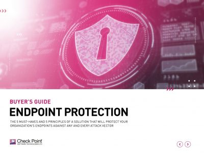 BUYER'S GUIDE ENDPOINT PROTECTION