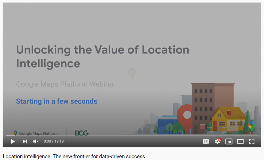 Location Intelligence: The New Frontier For Data-Driven Success