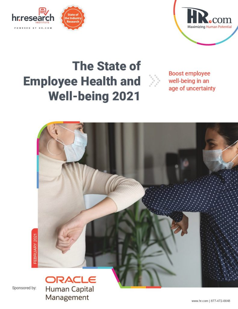 The State of Employee Health and Well-being