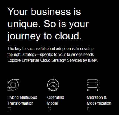 Accelerate your journey to cloud
