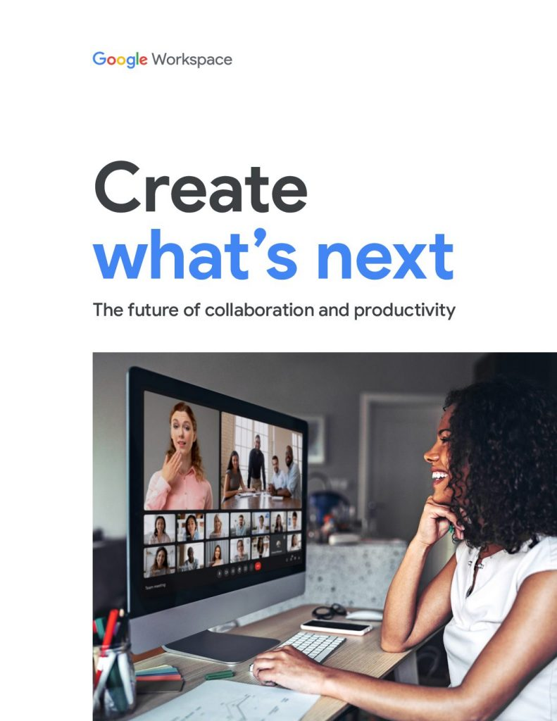 Create what's next for your workforce