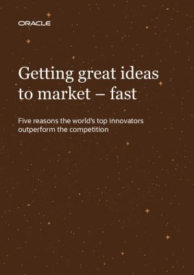 eBook: Getting great ideas to market – fast
