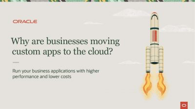 Migrate your applications to the Cloud