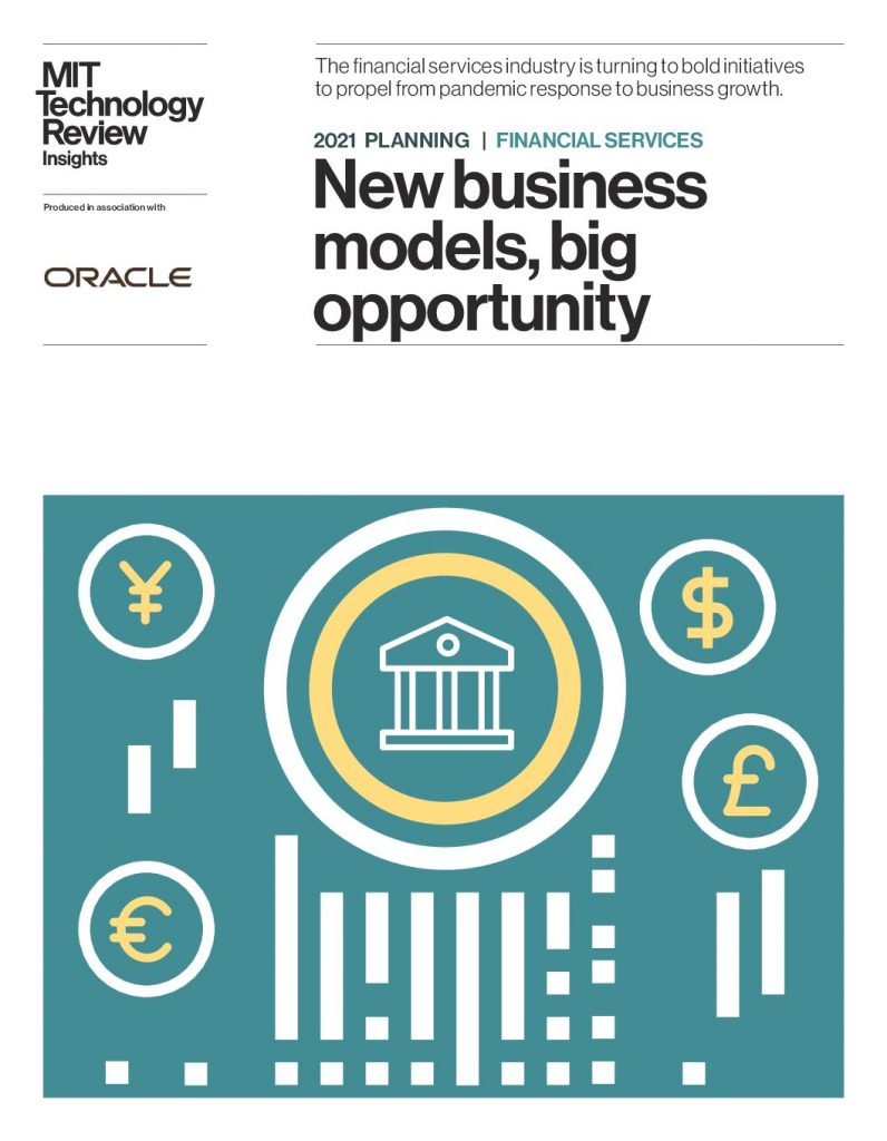 How the Financial Services Industry Propelling from Pandemic Response to Business Growth