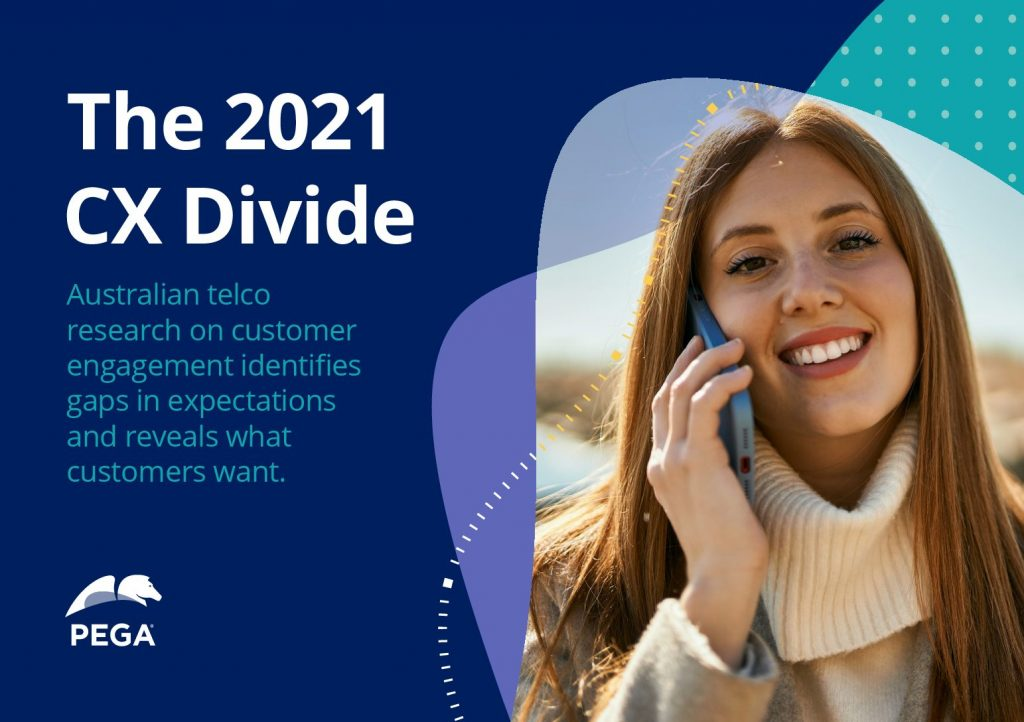 The 2021 CX Divide Telecommunications