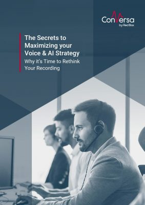 The Secrets to Maximising your Voice and AI Strategy